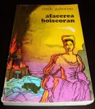 AFACEREA BOISCORAN - Emile Gaboriau, Alta editura, 1975