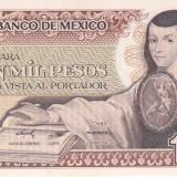 Bancnota Mexic 1.000 Pesos 1984 - P81 UNC