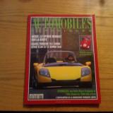 AUTOMOBILES CLASSIQUES -No. 68 juin/juillet 1995  - lb. franceza;poster color,