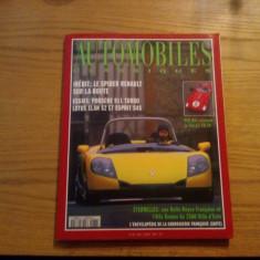 AUTOMOBILES CLASSIQUES -No. 68 juin/juillet 1995 - lb. franceza;poster color, - Revista auto