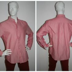 Camasa barbati H&m H&M, Marime: L, Culoare: Rose, Maneca lunga