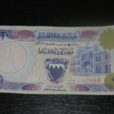 Bancnota 20 dinari Bahrein