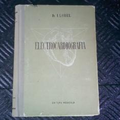 ELECTROCARDIOGRAFIA - Dr.I.Lobel - Carte Cardiologie