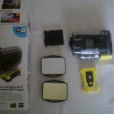 Sony Action Cam HDR-AS15 - Camera Video Actiune Sony, Card de memorie