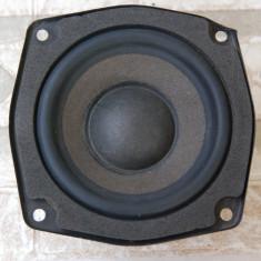 Difuzor midbass Telefunken, 11 cm, 8 ohms, Difuzoare bass, 0-40 W