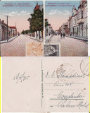 Dobrici, Bazargic  - Strada Regele Carol, Regina Elisabeta - Romania Noua, Cadrilater