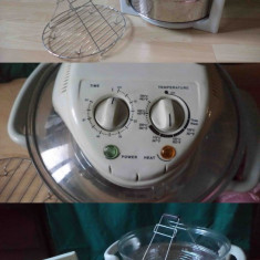 Cuptor electric cu abur