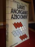 LIANTI ANORGANICI - AZBOCIMENT - M. GEORGESCU, ANNE MARIE PURI, M. THALER, Alta editura