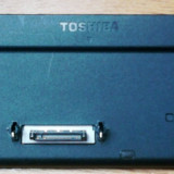 Vind docking station Toshiba Slim Port Replicator II - model PA3603E-1PRP pt.seriile Portege R500 s.a.