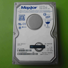 HDD 200GB Maxtor DiamondMax 10 6L200M0 ATA IDE - DEFECT - Hard Disk Maxtor, 200-499 GB, Rotatii: 7200, 8 MB
