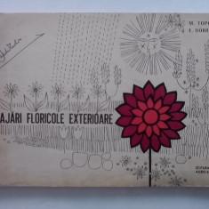 Amenajari floricole exterioare - M. Topor, E. Dobrota / C36P
