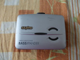 CASETOFON SANYO  BASSXPANDER  MODEL VIP-100 . FUNCTIONEAZA !