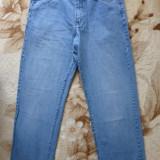Blugi Calvin Klein Jeans; marime 32 (W) / 32 (L): 83 cm talie, 106.5 cm lungime