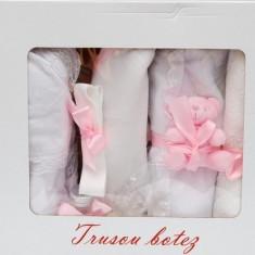 Trusou botez fetite, set complet