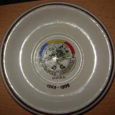 Farfurioara aniversara M.A.N Vanatori de munte 1969-1999 E.26.U.M 'Zarand'