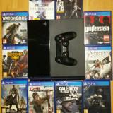 Playstation 4 + 10 jocuri