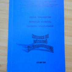 ANCA VALCEANU--NOTIUNI DE ESTETICA IN STOMATOLOGIE