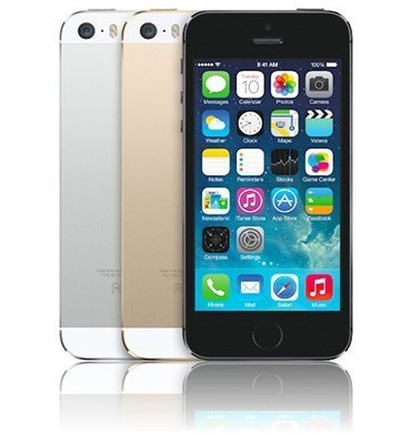 Iphone 5s 16 gb Neverlock! foto