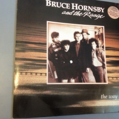BRUCE HORNSBY and THE RANGE - THE WAY IT IS (1986 /RCA /RFG ) - VINIL/Impecabil - Muzica Pop rca records