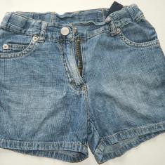 Pantaloni, pantalonasi pentru fetite, 4-5 ani, pentru 116 cm, din blug, marca Mini Stars