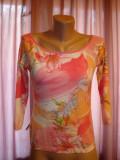 Bluza dama Blumarine, marimea 44, 100% original, Maneca 3/4, Din imagine