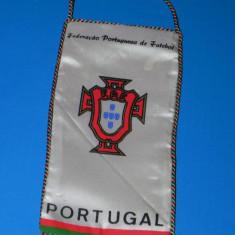 FANION MATASE FEDERATIA PORTUGHEZA DE FOTBAL - PORTUGALIA - Fanion fotbal