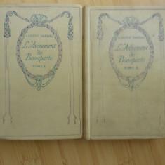 ALBERT VANDAL--VENIREA LUI NAPOLEON 2 VOLUME IN FRANCEZA - Carte Istorie