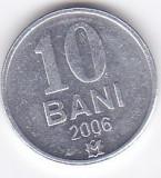 Moneda Moldova 10 Bani 2006 - KM#7 UNC