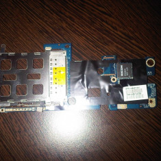 MODUL CARD READER LAPTOP HP COMPAQ 6910P SPS: 446437-001 - Cabluri si conectori laptop HP, Altul