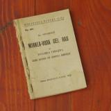 Carte --- Biblioteca pentru toti - Al. Odobescu - Mihnea Voda cel Rau si Doamna Chiajna 128 pagini - Carte veche