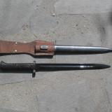 Baioneta ZB al 2-lea razboi mondial