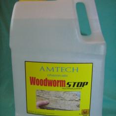 Solutie pentru LEMN ANTICARII, anti carii ANTI CARII se da pe lemnul care este atacat deja de carii. Omoara cariile in primele ore de la pensulare