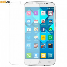 Folie Alcatel One Touch Pop C7 OT-7041D Transparenta - Folie de protectie Alcatel, Lucioasa