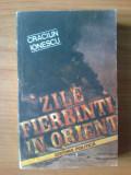 b Craciun Ionescu - Zile fierbinti in orient