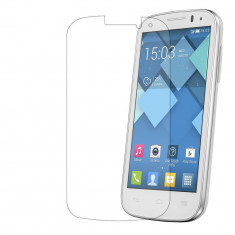 Folie Alcatel One Touch Pop C5 OT-5036D Transparenta - Folie de protectie Alcatel, Lucioasa