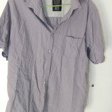 Camasa de barbati, camasa barbateasca, marimea XL, moderna, material de calitate - Camasa barbati, Culoare: Din imagine, Maneca scurta