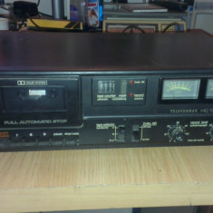 Tape Deck Telefunken HC 100hifi - Deck audio