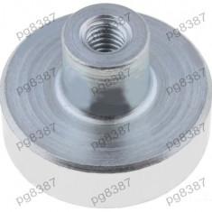 Magnet fix, neodim, 20x6mm, cu filet interior M4, Elesa+Ganter - 050529