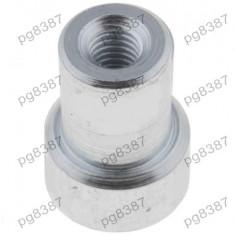 Magnet fix, neodim, 8x4, 5mm, cu filet interior M3, Elesa+Ganter - 050533