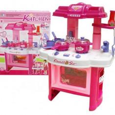 Bucatarie pentru copii cu sunete si lumini