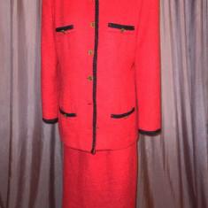 Costum taior+ fusta Luisa Spagnoli, 100% original