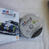 Joc PS3 PS 3 PLAY STATION 3 PLAYSTATION 3 - GRAN TURISMO 5 ACADEMY EDITION 100% original (si prin posta romana) - Jocuri PS3, Curse auto-moto, 3+