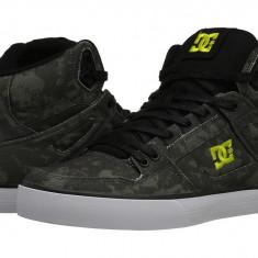 Pantofi sport barbati 306 DC Spartan Hi WC SP | 100% originali | Livrare cca 10 zile lucratoare | Aducem pe comanda orice produs din SUA - Adidasi barbati Dc Shoes