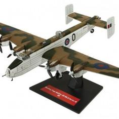 1071.Macheta avion Handley Page Halifax - IXO MODELS - scara 1:144 - Macheta Aeromodel