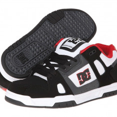 Pantofi sport barbati 147 DC Stag | 100% originali | Livrare cca 10 zile lucratoare | Aducem pe comanda orice produs din SUA - Adidasi barbati Dc Shoes