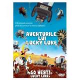 Aventurile lui Lucky Luke film dvd