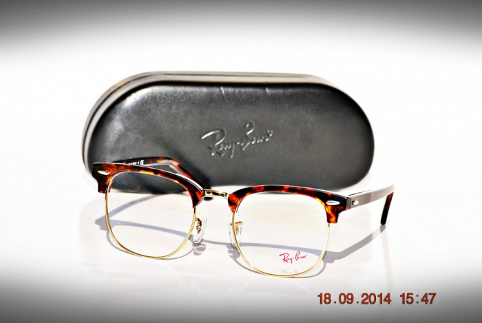 Rame de ochelari Ray ban RB5154  2372 Clubmaster foto mare