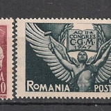 Romania.1947 Al II-lea Congres CGM CR.61 - Timbre Romania