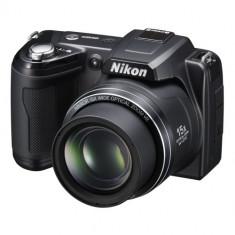 Aparat Foto COOLPIX L110 - Aparat Foto compact Nikon, Compact, 12 Mpx, 14x, 3.0 inch