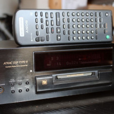 SONY MDS JB-930 QS, minidisc player - CD player